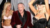 Playboy zengininin 91. Yaşgünü kutlaması olay oldu