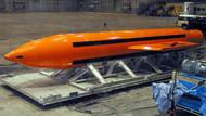 ABD, tüm bombaların anası lakaplı silahını kullandı