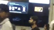Havaalanında porno skandalı!