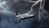 Son Dakika... THY uçağına yıldırım isabet etti