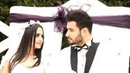 Ali ve Naz'ın damatlık ve gelinlikli fotoğrafları Zuhal Topal'a damga vurdu