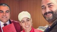 Niran Ünsal sekiz yıl sonra resmen evlendi