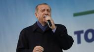 Erdoğan: Ne yazık ki Saadet'in başındakiler de Hayır diyor