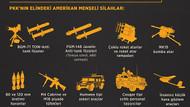 ABD, Türkiye'ye vermediği antitank füzelerini PKK'ya veriyor