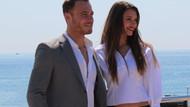 Kerem Bürsin ve Leyla Lydia Tuğutlu Cannes'da