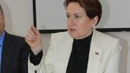 Meral Akşener: MHP'nin yüzde 80'i hayır diyecek