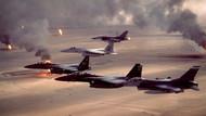 Son dakika: ABD uçakları ateş açtı!