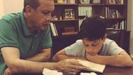 Erdoğan ve torununun fotoğrafı o gece çekilmiş