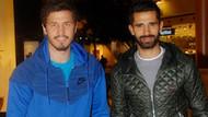 Fenerbahçeli Salih Uçan ve Alper Potuk sabaha kadar beş kızla alem yaptı
