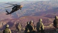 Son Dakika...PKK'lı terörist grup kıstırılarak yoğun ateş altına alındı