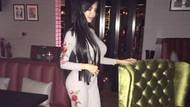 Kim Kardashian'la kalça yarışına girdi estetiğe 80 bin dolar harcadı