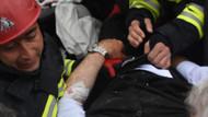 Karşı şeride geçen TIR, öğretmenleri taşıyan minibüsle çarpıştı: 11 yaralı