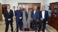İhlas Vakfı'na Afganistan'dan ziyaret