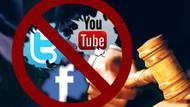 Çok sayıda sosyal medya hesabı ve internet sitesine erişim engeli