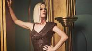 Katy Perry'nin kısa saç modelleri