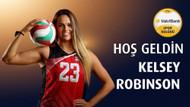 Kelsey Robinson VakıfBank'a transfer oldu