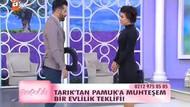 Esra Erol'da şok: Evlilik teklifi alınca bayıldı