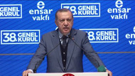 Erdoğan: 15 Temmuz gecesi oraya gelenler Gezi Parkı'nın gençleri değildi