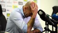 Bursaspor'da şok: Adnan Örnek gözyaşlarıyla istifa etti