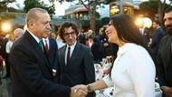 Erdoğan'ın iftarına katılan şarkıcı şaşkına çevirdi