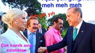 Erdoğan'ın ünlüleri ağırladığı iftar capsleri patlattı