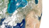 Karadeniz'de turkuaz girdapların uydu görüntüsünü yayınlandı