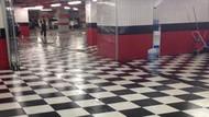 AVM otoparkında skandal! Otoparkta kadın müşteriye saldırdılar
