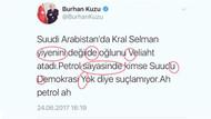 CHP'li Biçer'den AKP'li Kuzu'ya: Ünvanın profesör, 140 karakter yazamıyorsun