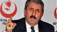 Destici Cumhurbaşkanı Erdoğan ile telefonda görüştü