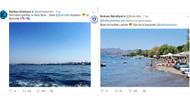 CHP'li belediyeler Twitter'da böyle atıştı