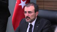 Ak Parti Sözcüsü Mahir Ünal'dan gübre ve mermi tepkisi: Sabotaj kokan şeyler