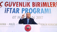 Erdoğan: İki polisimizin şehit olduğu Gezi'nin yıl dönümünü mü kutluyorsunuz?