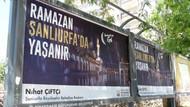 Diyarbakır'ı karıştıran Ramazan afişi