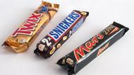 Mars çikolatalarında ölümcül bakteri şoku!