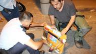 Ödev projesi bomba paniğine neden oldu
