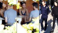 Adriana Lima güne erkek arkadaşı ile kahvaltı yaparak başladı