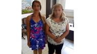 Lüks villaları soyan hırsızlar plajda güneşlenirken yakalandı