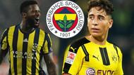 Fenerbahçe'den Emre Mor ve Lens açıklaması!