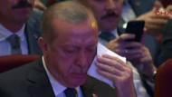 Erdoğan gözyaşlarına boğuldu! Herkesi darma duman eden anlar...