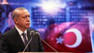 Erdoğan konuşurken sahneye fırlayan çocuk