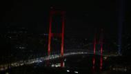 15 Temmuz Şehitler Köprüsü yarın 12:00'de kapanıyor