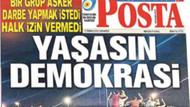 15 Temmuz darbesinin sabahında gazete manşetleri