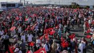 15 Temmuz yıldönümü: Fotoğraflarla Milli Birlik Yürüyüşü