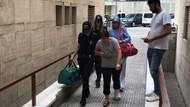 FETÖ şüphelisi kadın öğretmen polisten kaçmak için ikinci kattan atladı