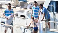 Mehmet Ali Ilıcak'tan Eşi Meyra'ya havlu servisi