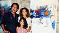 Halit Akçatepe'nin ressam damadı Bodrum'da sergi açtı