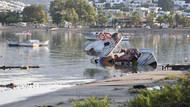 Bodrum'da şok görüntü! Kandilli açıkladı: Tsunami...