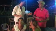 İdo Tatlıses ve Derya Tuna doğum günü kutlarken depreme yakalandılar!