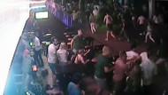 Depreme Barlar Sokağı'nda eğlenirken yakalandılar, böyle kaçtılar