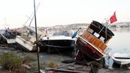 Bodrum'da yeni bir artçı deprem oldu